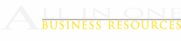 All In One Business Resources